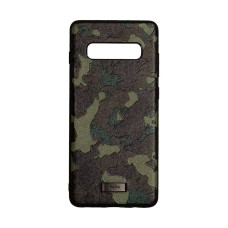Задняя Накладка Kajsa Military for Samsung S10 Plus