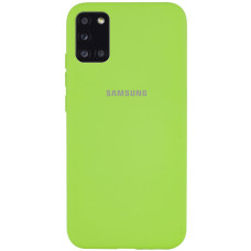 Чехол Silicone Cover Full Protective (A) для Samsung Galaxy A31