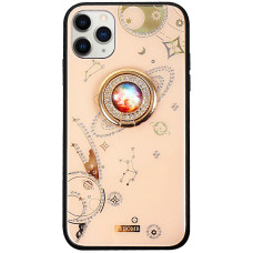 "TPU+Glass чехол TYBOMB Cloud Atlas для Apple iPhone 11 Pro (5.8"")"