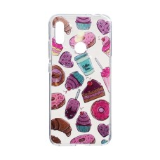 TPU Juicy Print for Xiaomi Redmi Note 7 Пончик