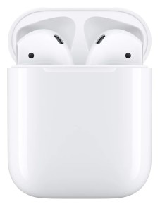 Наушники Apple AirPods 2019 (2 поколения) with Charging Case MV7N2